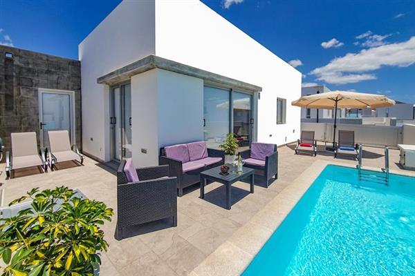 Villa New York in Lanzarote
