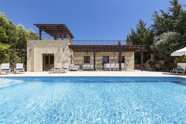 Villa Nicodemus, Aphrodite Hills Resort, Cyprus