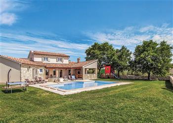 Villa Nicol in Croatia