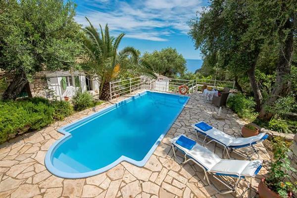 Villa Nicoletta in Paxos