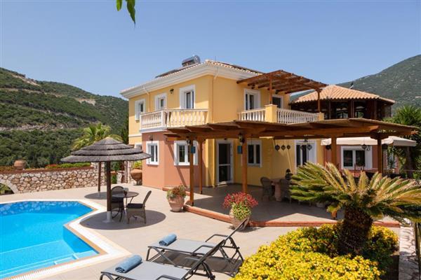 Villa Nidri in Ionian Islands