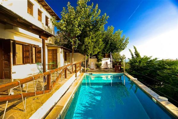 Villa Nileias in Thessalia
