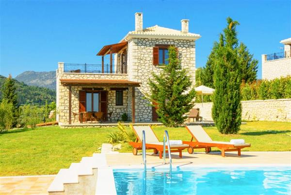 Villa Nisa in Ionian Islands