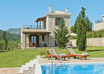 Villa Niso in Lefkas