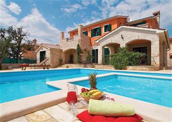 Villa Noari in Croatia
