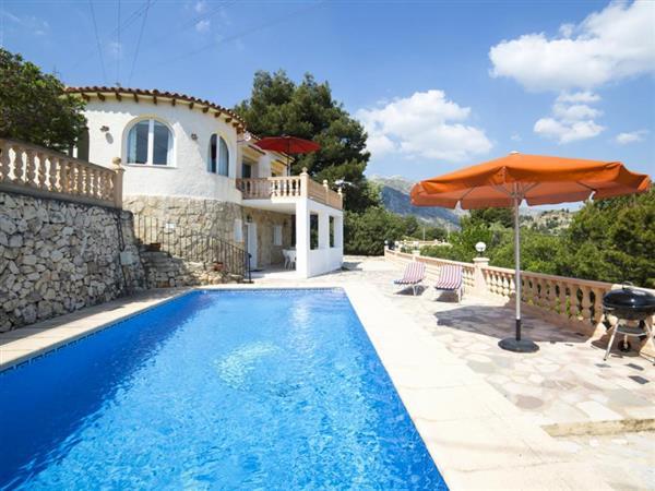 Villa Norah in Alicante