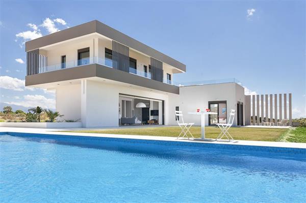 Villa Nyxi in Crete
