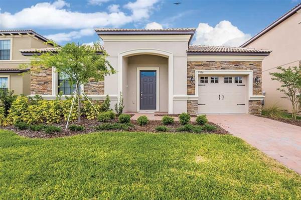 Villa Oak Tree, Champions Gate, Orlando - Florida With Swimming Pool