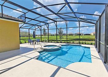 Villa Oakbourne Executive Plus, Solterra Resort, Disney Area and Kissimmee, Orlando - Florida With Swimming Pool