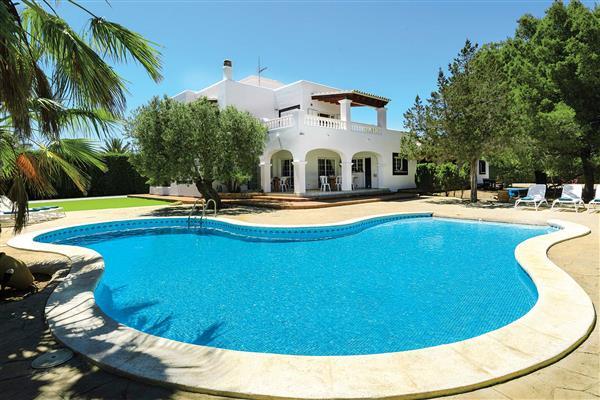 Villa Oasis in Ibiza