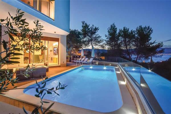 Villa Oasis in Croatia