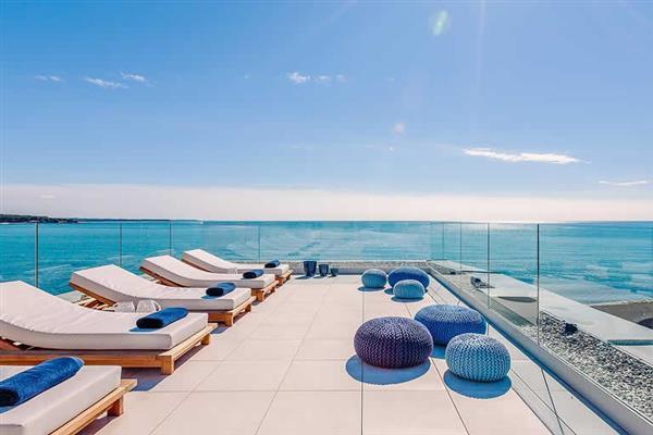 Villa Ocean View in Croatia