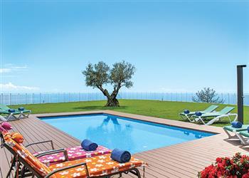 Villa Ocean View in Portugal