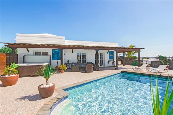 Villa Ocean View in Lanzarote