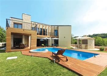 Villa Odmor in Croatia