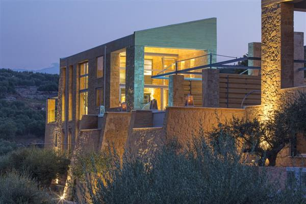 Villa Odyssey in Crete