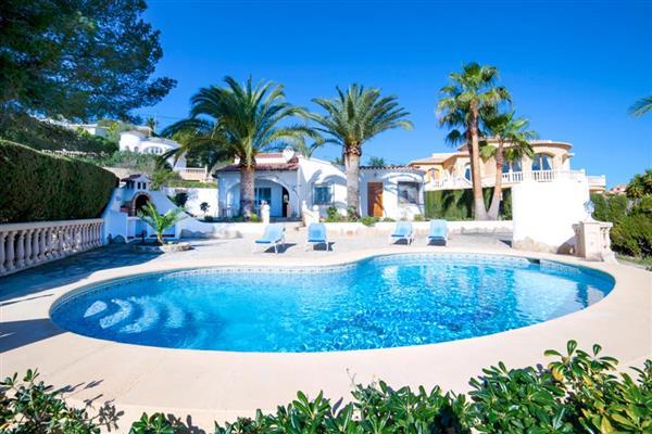 Villa Oier in Alicante