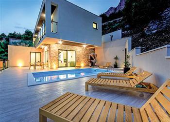 Villa Okean in Croatia