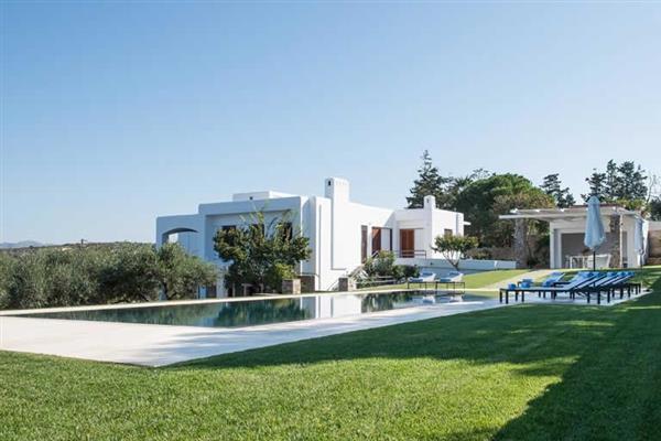 Villa Oleander in Crete