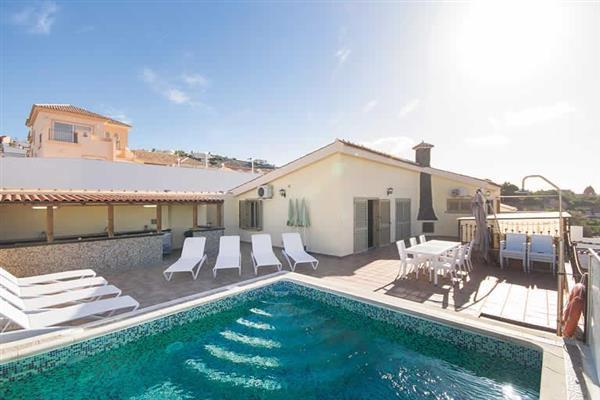 Villa Oleandra in Tenerife