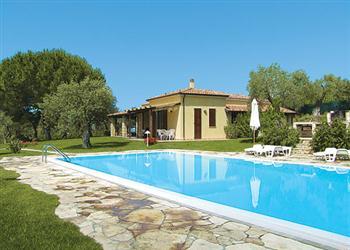 Villa Oleandro in Sardinia