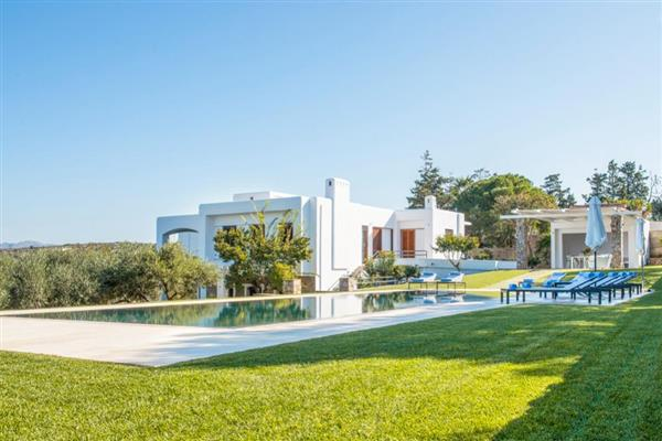 Villa Oleandro in Crete