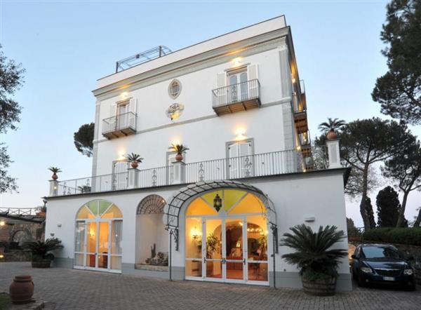 Villa Olimpia in Città Metropolitana di Napoli