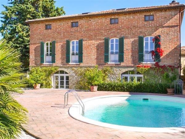 Villa Olive in Provincia di Siena