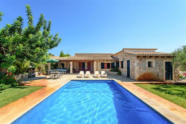 Villa Oliveras in Islas Baleares