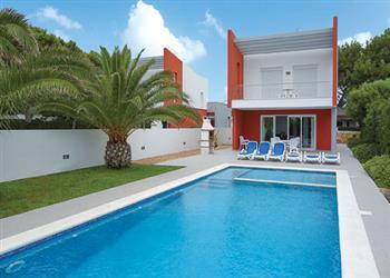 Villa Olivia in Menorca