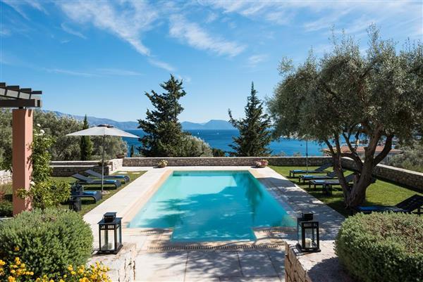 Villa Olivia in Ionian Islands