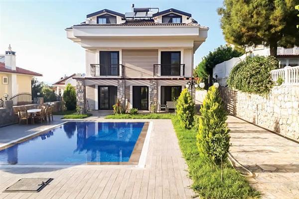 Villa Olivia in Turkey