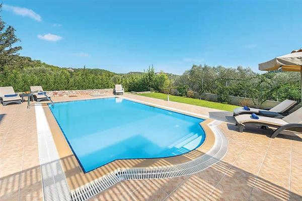 Villa Olympios in Rhodes