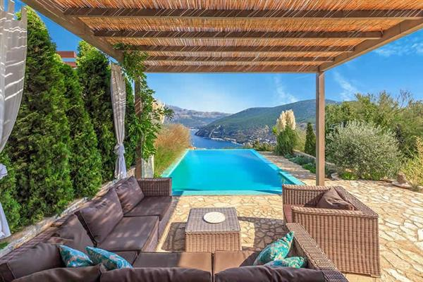 Villa Ombla River View in Croatia