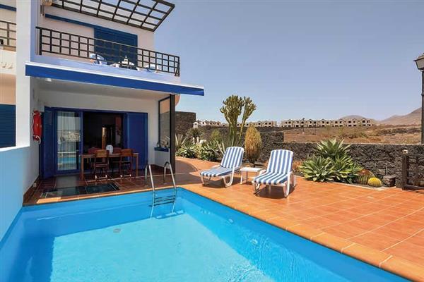 Villa Ombrosa in Lanzarote