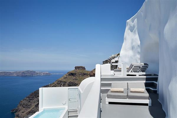 Villa Orama in Southern Aegean