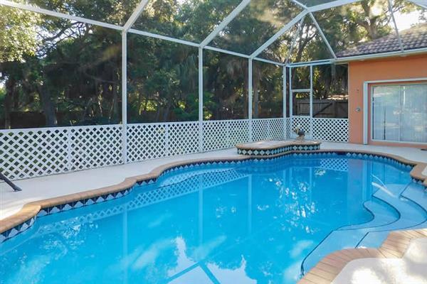 Villa Orange Grove in Florida