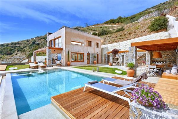 Villa Orea Thea in Crete