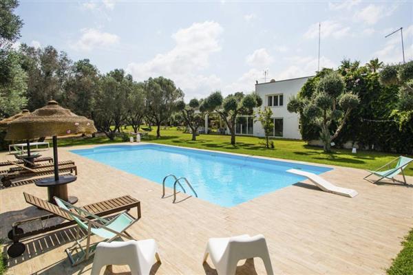 Villa Oremus in Provincia di Lecce