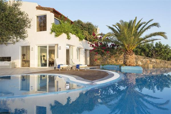 Villa Orion in Crete