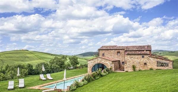 Villa Orlandi in Provincia di Siena