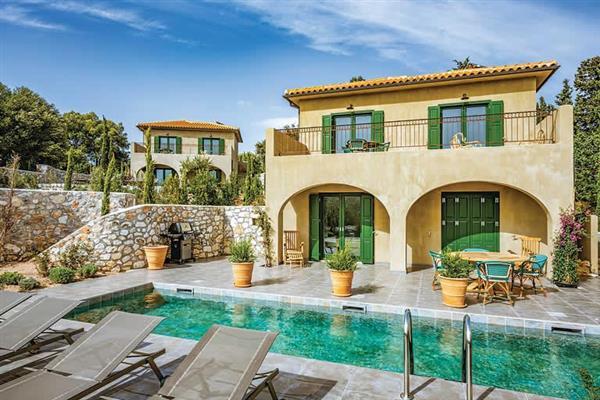 Villa Ormos from James Villas