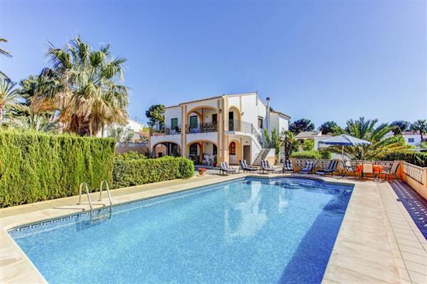 Villa Orosco in Alicante