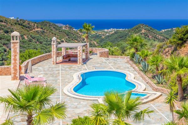 Villa Orpheus in Crete