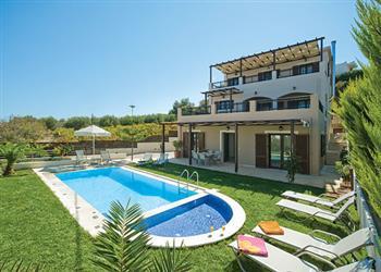 Villa Orsalia in Crete