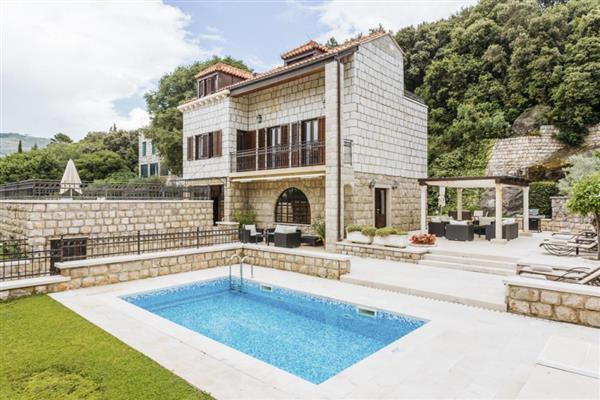 Villa Orvnik in Općina Dubrovnik