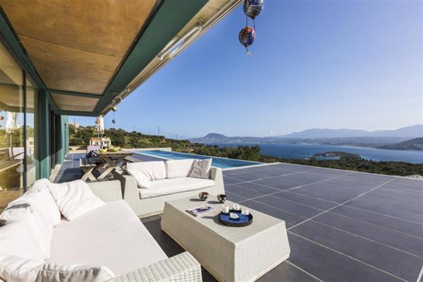 Villa Ouranos in Crete