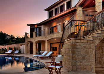 Villa Ouranos in Cyprus