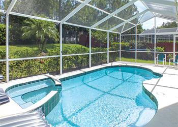 Villa Oxford House Executive, Highlands Reserve, Disney Area and Kissimmee, Orlando - Florida With Swimming Pool