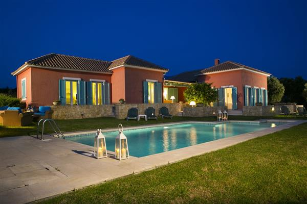 Villa Oxopetra in Ionian Islands